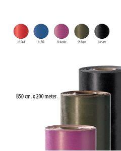 Geschenkpapier - Einfarbig B50 - Kraftpapier