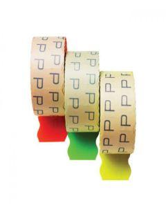 Prisetiketter 1 linie - neonfarver