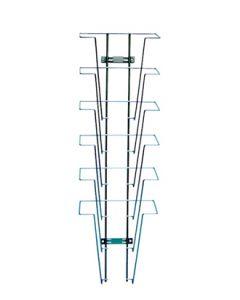 Wandprospekthalter - 6 x A4