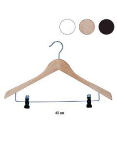 Kleiderbügel mit Klammer