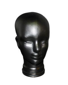 Glaskopf- Unisex - matt schwarz