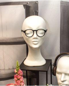 Styropor-Kopf - Weiblich