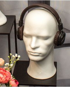Styropor-Kopf - Männlich