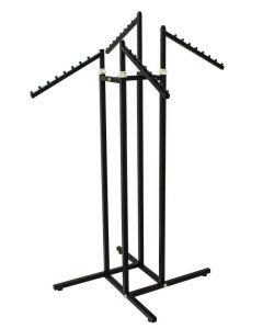 Joy-Ständer - 4 Arme - Schräg, schwarz.