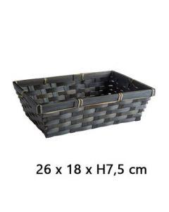 Geschenkekorb- 40 stk. - H 7,5 cm. - sort