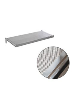 Konfektionsrahmen mit Metallplatte (61 x 37 cm.) - 12 mm.