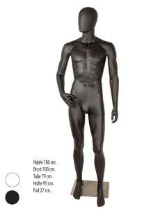 Herrenmannequin, Abstrakter Kopf
