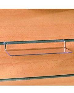 Schuhablage Acryl(25 x 10 cm.)