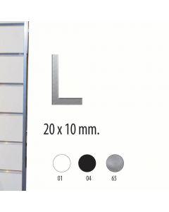 Seitenleiste - (20x10mm)